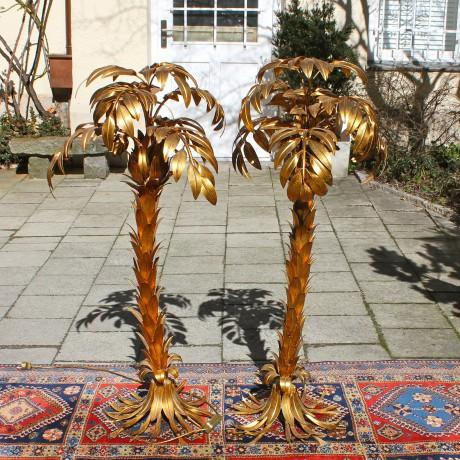 Palme_kögl_lampe-gold