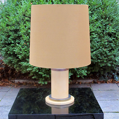 Aldo_Tura_Table_lamp_D_singned_beige_D_1