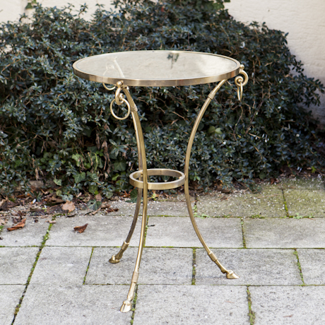 Brass_Side_Table_with_Hoof_Feet