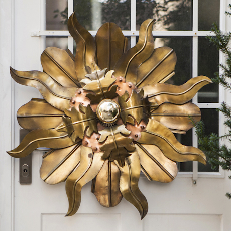 Golden_Copper_Sunburst_Wall_Light