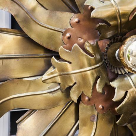 Goldene_Wand_Leuchte_mit_Kupfer