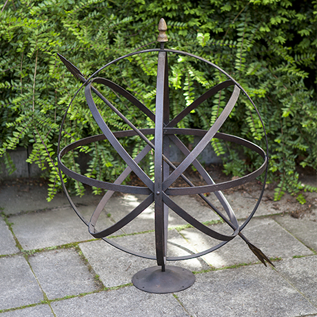 19th_Century_Iron_Astrolabium