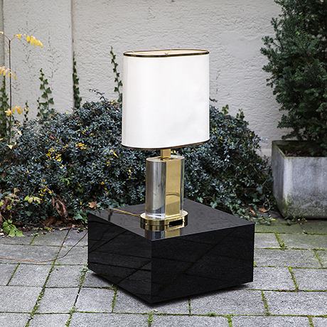 Gabriella_Crespi_Table_Lamp_signed_Tischleuchte