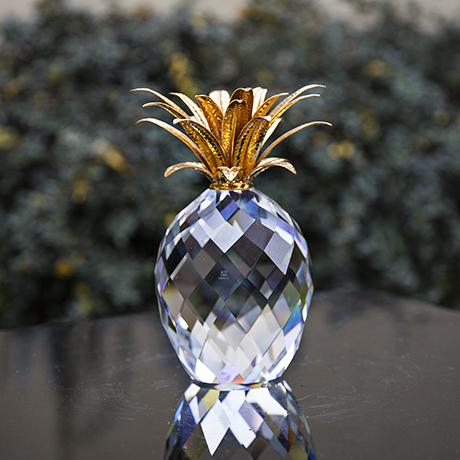 Crystal_Swarowski_Pineapple_Ananas_Kristall