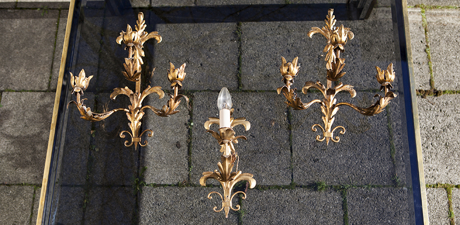 Florentine_Sconce_and_Candleholders