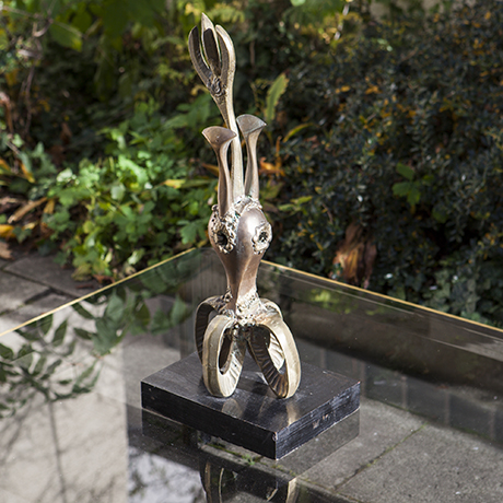 French_Modernist_Octopus_Sculpture_Skulptur