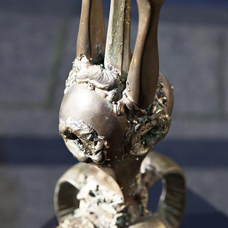 French_Modernist_Octopus_Sculpture_Französisch