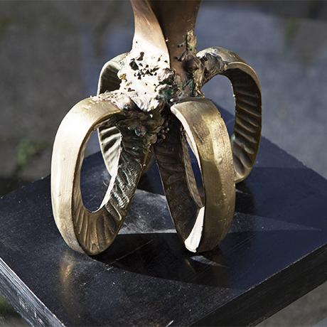 French_Modernist_Octopus_Sculpture_Frankreich
