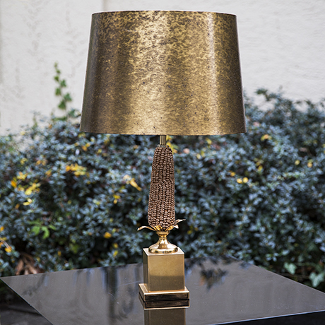 Maison_Charles_Style_Golden_Corn_Lamp_Leute_Lampe