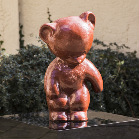 Germnn_Big_Ceramic_Bear_1950_0101