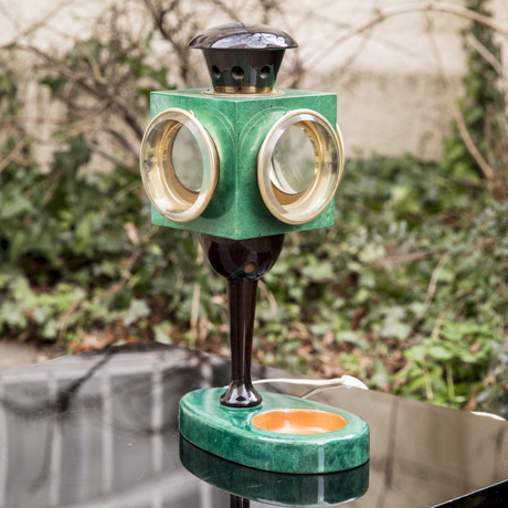 Turquoise_Aldo_Tura_table_lamp