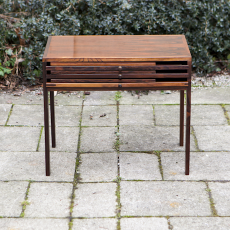 Illum_Wikkelso_Rosewood_Folding_Table