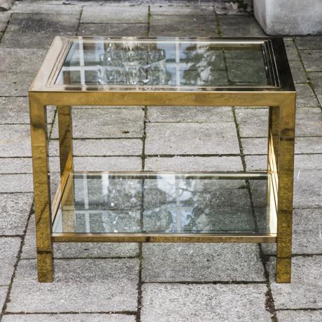 Romeo_Rega_Gold_Plated_Coffee_Table