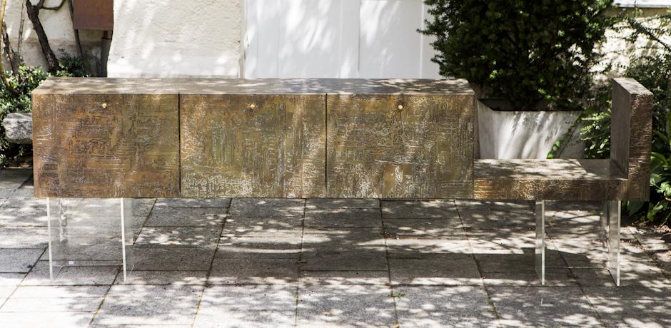 Brutalist_Wall_Sideboard_Paul_Evans_Style