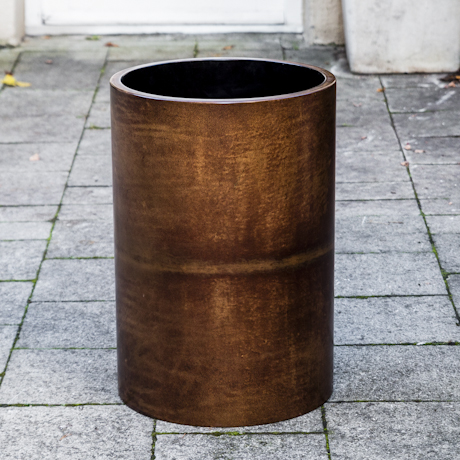Aldo_Tura_Planter_Brown_Big_Round_460_01