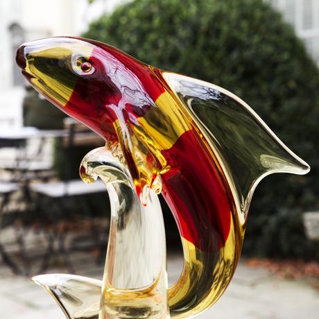 murano_glas_delfin_skulptur
