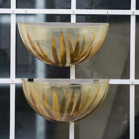 Lucite_Sconces_Willow_Leaves_France_1980
