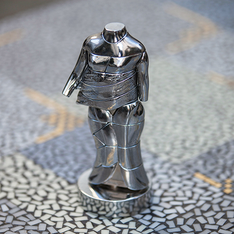 Miguel_Berrocal_Mini_Cariatide_Sculpture_Silver_460