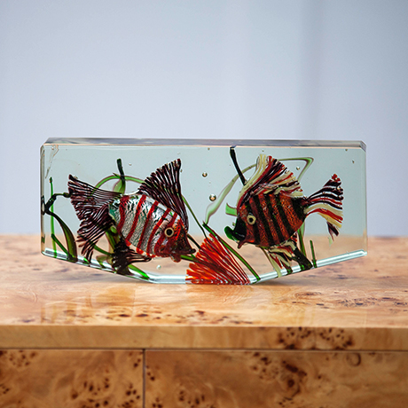Cenedese_Murano_Glass_Aquarium_Object