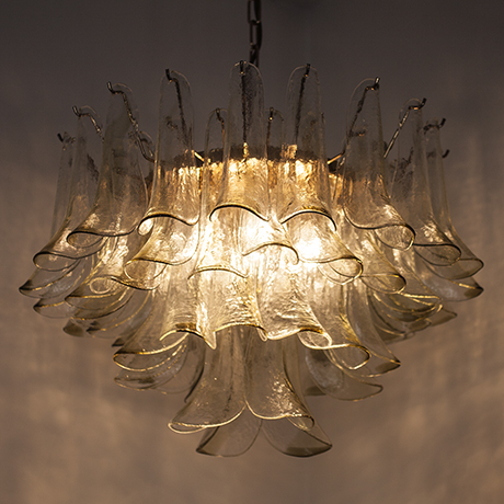 Mazzega_Chandelier_Deckenlampe
