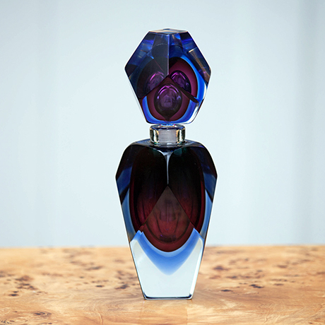 Schlichtes DesignMurano_Glass_Perfume_Bottle