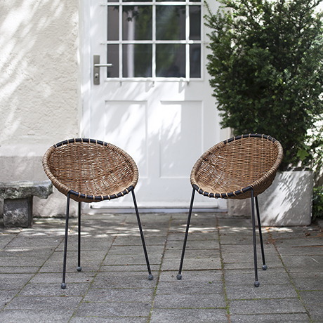 Basket_Chairs Jean_Royere