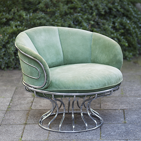 milo_baughmann_lounge_chair_green_suede_sessel_gruen_wildleder