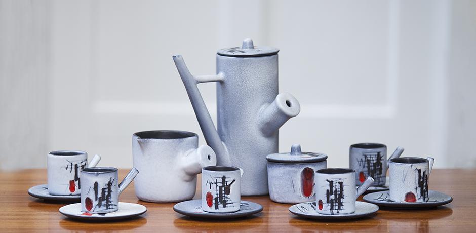 vallauris_ceramic_tea_set_tee_keramik_french_design