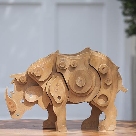 nashorn_wooden_rhino_holz