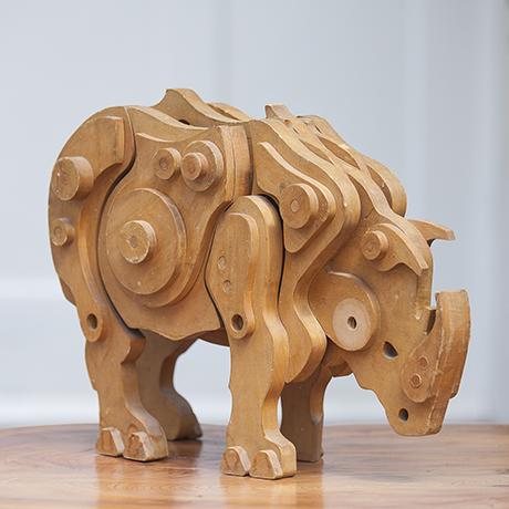 nashorn_rhino_holz_Skulptur