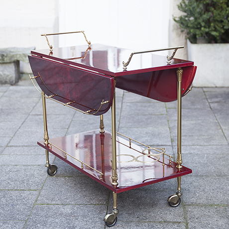 aldo_tura_bar_cart_Barwagen_trolley