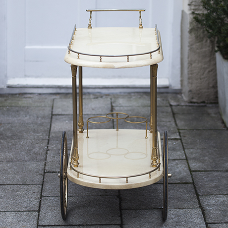 Barwagen_creme_gold_vintage