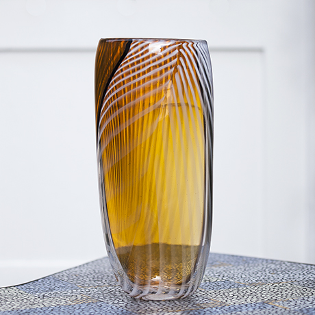Murano_vase_yellow_white_1