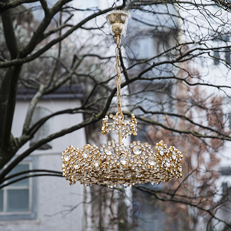 golden_palwa_crystal_chandelier