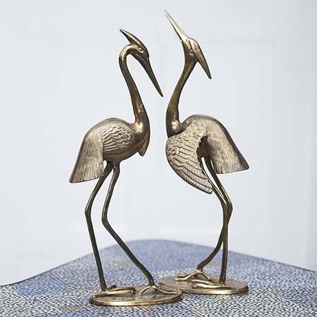 golden_heron_sculpture