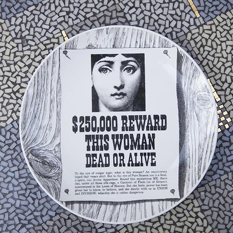Fornasetti_plate_woman_portrait