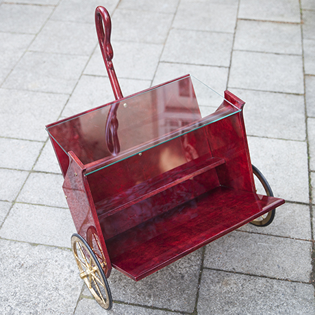 Aldo_Tura_magazine_rack_cart
