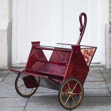 Aldo_Tura_bar_cart_vintage_furniture