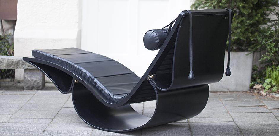 rio lounge chair by oscar niemeyer schlicht designm bel. Black Bedroom Furniture Sets. Home Design Ideas