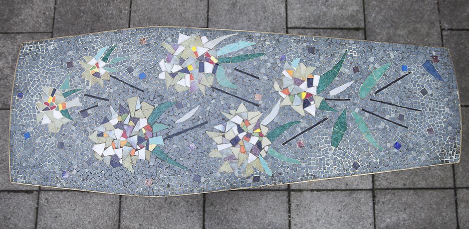 Mosaik_Tisch_Blume_Deco