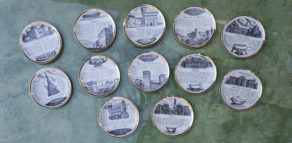 Piero_Fornasetti_Piemontesi_plates