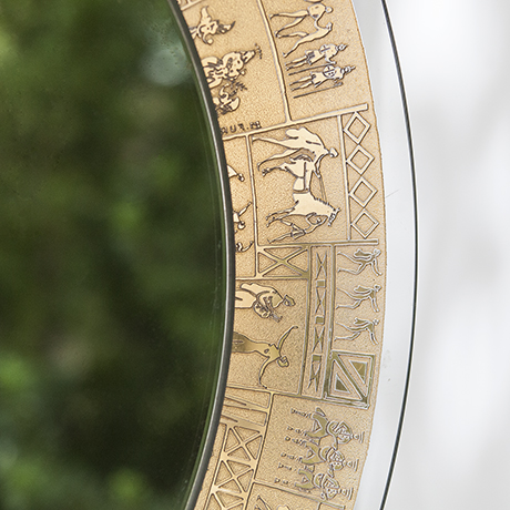 Furgieri_wall_mirror_golden