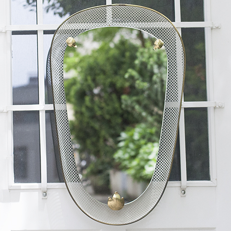 Schlichtes DesignMategot_illuminated_wall_mirror