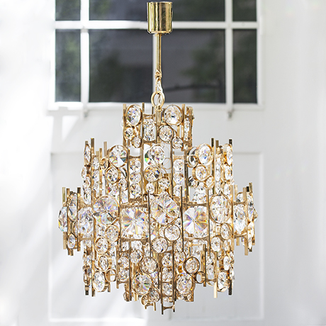 Palwa_metal_jewel_chandelier