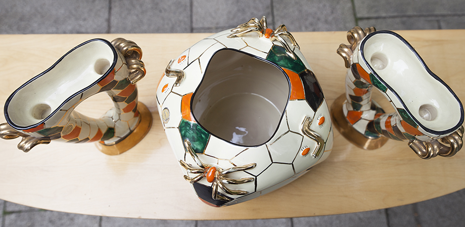 Domenico_Pucci_ceramic_vase_Keramik