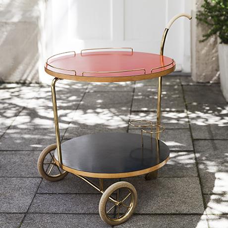 Schlichtes Designgerman_bar_cart_red_black_1