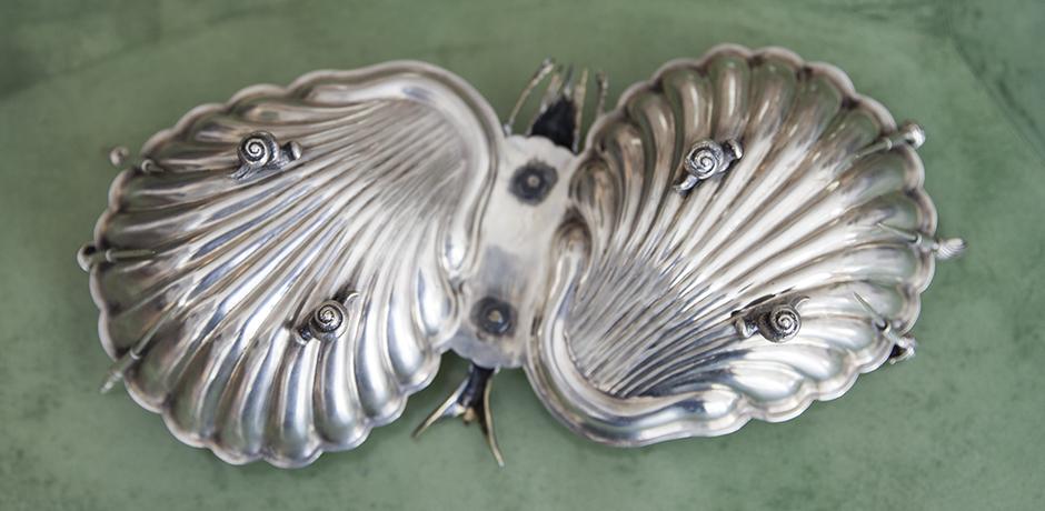 Silberplatte_Muscheln_shell_interior