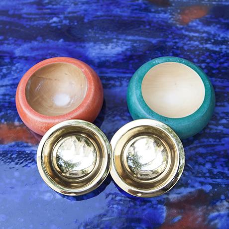 Tura_bowls_ashtray_red_green