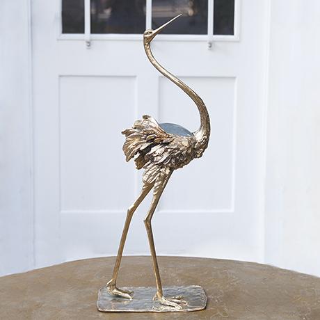 Gabriella_Crespi_crane_sculpture