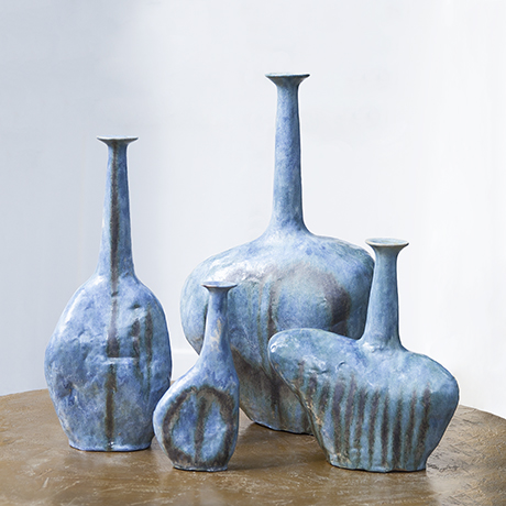 Gambone_stone_vase_blue_1